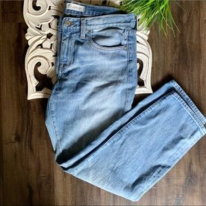 Madewell BoyJean